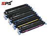 4x Compatible Toner for HP Color LaserJet 1600/2600/2605